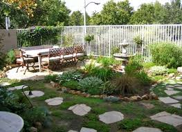 Ideas For A Small Backyard Ideas For Backyard Landscaping On Budget Gallery And A Picture