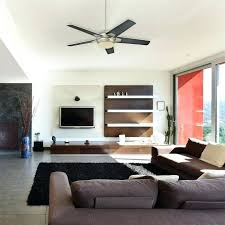 living room ceiling fan modern living room fan cottage living room with crown molding