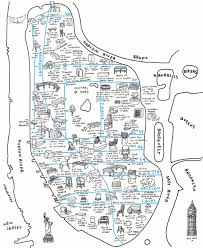 Book Map A New York Artist Mapped The Best Places To Read A Book In L A