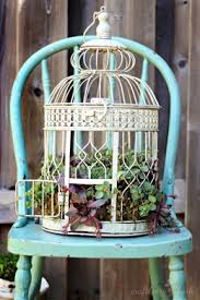 bird cage decoration white bird cages