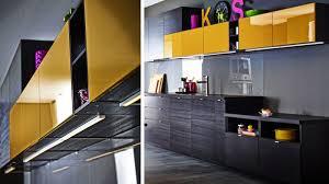 cuisine noir et cuisine cuisine en bois et noir cuisine en bois cuisine en