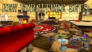 furniture sets wizard wednesdays new furniture sets youtube