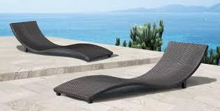 Patio Furniture Lounge Chair Modern Outdoor Lounge Chairs