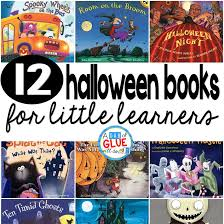 12 halloween books for little kids a dab of glue will do