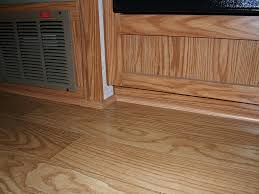 How To Install The Laminate Floor Rv Laminate Flooring Modmyrv