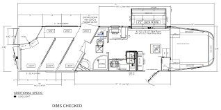 Camper Floor Plans by Floorplans Merhowmerhow