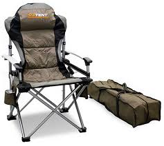 Deluxe Camping Chairs The Most Comfortable Camping Chairs