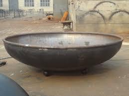 Steel Firepit Alibaba China Supplier Pit Garden Steel Pit Bowl Metal