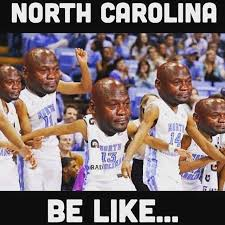 Unc Basketball Meme - funniest north carolina memes after losing national chionship