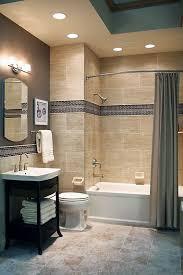Bathroom Border Tiles Ideas For Bathrooms Contrasting Border Tiles On The Walls Interior Tiles