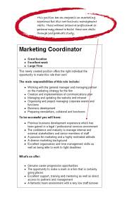 Marketing Resumes Resume Objective Sample Marketing Entry Level Good For Fop Peppapp