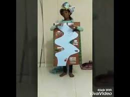 fancy dress competition river water pollution youtube