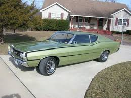 ford torino gt for sale 1968 ford torino gt 390 fastback lime gold factory 4 speed