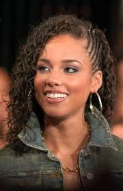 the half braided hairstyles in africa the best undercut braid undercut braid alicia keys and undercut