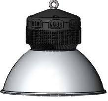 high temperature led light fixture led high bay lighting hid replacement lights commercial industrial