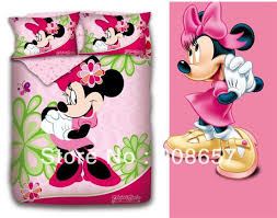 Queen Minnie Mouse Comforter Minnie Mouse Twin Bed Set Gallery Of Details About Twin Full Size