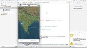 Map View Add Multiple Annotations On The Map View Using Swift Youtube