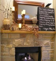 33 mantel christmas decorations ideas digsdigs 50 great halloween