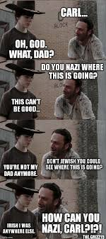 How Could You Meme - rick and carl long meme imgflip