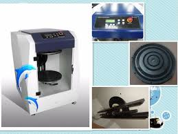 auto mixing machine automatic clamping mixer liquids shaker for