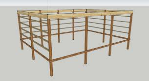 pole barn roof purlins roofing decoration building a pole barn redneck diy pole barn roof