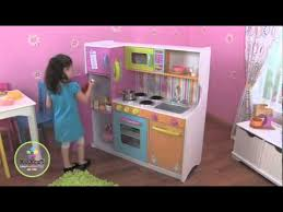 kinderküche kidkraft kidkraft große helle küche deluxe kinderküche jetzt bei www