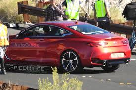 lexus rc vs q60 here is the 2017 infiniti q60 coupe autoguide com news