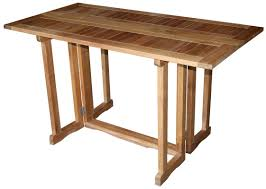 patio table grommet teak patio furniture you u0027ll love wayfair