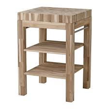 billot de cuisine ikea skogsta butcher s block table ikea the wood surface is durable yet
