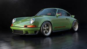 porsche singer 911 singer u0027s new 500 hp absinthe porsche 911 is the ultimate air