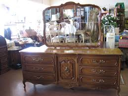 1970 Thomasville Bedroom Furniture Thomasville French Provincial Triple Dresser And Mirror Gone To