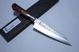 Mcusta Kitchen Knives Amazon Com Sakai Takayuki Hammered Damascus 33 Layer Vg 10