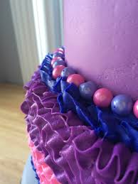cake crafty mama these pearl beads are by far my favorite addition