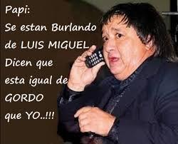 Memes Luis Miguel - imágenes los memes por el sobrepeso de luis miguel diario1