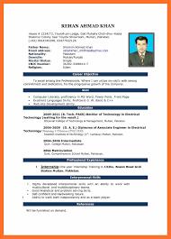 format resume word ms word format resume resume sle in word format ms word resume
