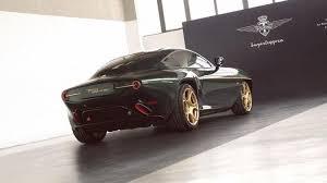 alfa romeo disco volante returns to geneva this time in green and