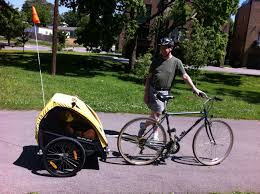 motocross bike trailer the best bike trailers for cycling with kids rascal rides