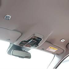 Minivan Interior Accessories Aliexpress Com Buy Roof Speaker Microphone Decorative Sticker