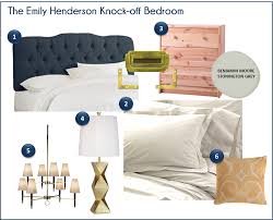 cup half full bedroom design board an emily henderson knock off