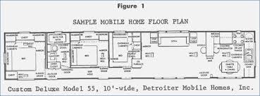 old mobile home floor plans mobile home wiring problems wiring diagram