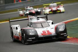 porsche 919 porsche 919 hybrid takes pole position in spa endurance info