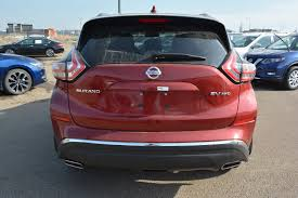 nissan murano red new murano for sale in sherwood park ab sherwood nissan