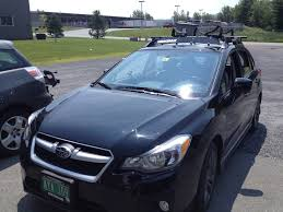 impreza subaru 2012 roof rack kayak rack system for 2012 subaru impreza sport u2013 car