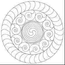 awesome mandala mandalas coloring pages pinterest with free