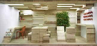 bureau architecture bureau pop up office et culture