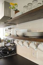 kitchen shelves ideas 35 floating shelves ideas for different rooms digsdigs