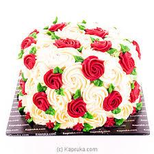 Cake Offers Of Rose Swirl Cake Cake Kapruka