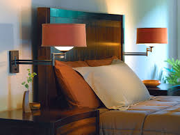 Swing Arm Lights Bedroom Impressive Bedroom On Wall Swing Arm Ls Bedroom Barrowdems