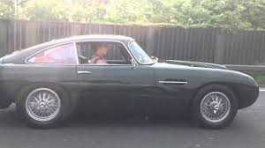 aston martin classic beautiful classic aston martin in british racing green youtube