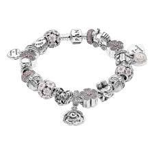 mothers day bracelet pandora charm bracelet happy s day ccs1337